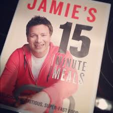 Jamies 15 Minute Meal