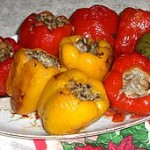 Delicious Recipes of Vegan Stuffed Peppers - Healthy and Tasty