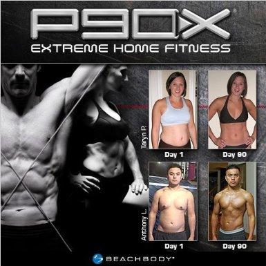 P90 X Workout