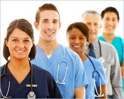 nursing homes and health care