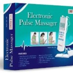 Tens Handheld Electronic Pulse Massager Unit Review