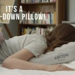 Airospa - The Pillow That Massages You