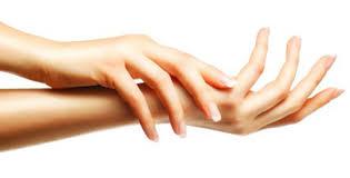 hands healthy